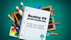 how to pitch a reality show producing unscripted reality tv pitch materials what you need what you don t