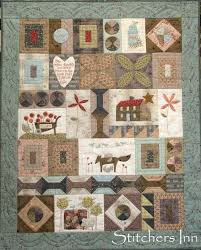 Saltbox Farm BOM - Natalie Bird - Quiltpatroon | Natalie Bird and ... & Cross Patch stock list page Adamdwight.com