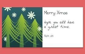 Online Christmas Card Maker Free Printable Make Gift Tags Online South Africa Greenfeathers Co