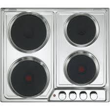 electric cooktop. DeLonghi 60cm Electric Cooktop I