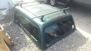 Mazda Pickup Truck Camper Shell with Roof Rack Rails   eBay