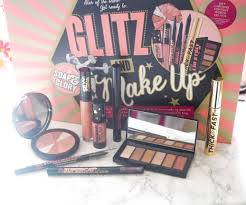 soap glory glitz and make up gift set