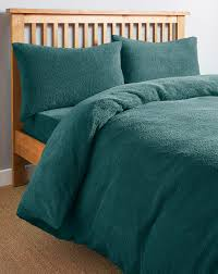 luxury soft teddy bear duvet set with pillow cases sizes of duvet sets single 1 x duvet cover 137 x 200 cm approx 1 x pillowcase 50 x 75 cm