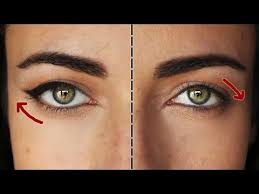 how to lift droopy eyes the ultimate cat eye how to apply makeup to hooded eyes