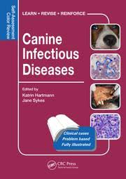 Review Diseases Infectious Canine Press Book Self-assessment Color - Crc