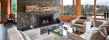 montigo i series gas fireplace insert