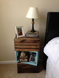Creative Ideas For Nightstands Home Design Inside Unique Ideas For  Nightstands