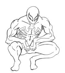 Small Picture free venom spiderman coloring pages printable Free Coloring Book