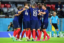 Dinsdag spelen frankrijk en duitsland tegen elkaar op het ek voetbal. Efficient Frankrijk Bewijst In Titanengevecht Dat Wereldtitel Geen Toeval Was Voetbal International