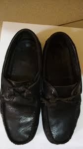 how to fix ed leather shoes by yourself