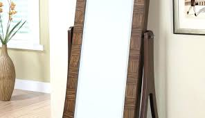 stand target jewelry extra wood mirror floor standing antique bedroom for white large mirrors box round