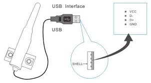 usb electrical diagram wiring diagrams 432mhz 436mhz wireless hi power radio modem