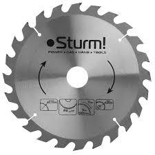 <b>Пильный диск Sturm</b>! <b>9020</b>-<b>210</b>-<b>30</b>-24T <b>210х30</b> мм — купить по ...
