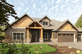 three bedroom house plans.  Three Craftsman Style Plan 48542 Elevation Throughout Three Bedroom House Plans N