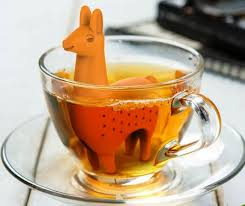 tea infuser llama coffee and tea