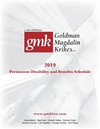 Gmk Pd Benefits Chart 2019 By 6th St Communications Issuu