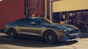 2018 mustang bullitt. Modren 2018 A 2018 Mustang Which Is Sadly Not A Bullitt Though It Kind Of Looks Like  Could Be Image Credit Ford Intended 1