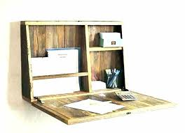 diy rustic desk writing corner with drawers computer
