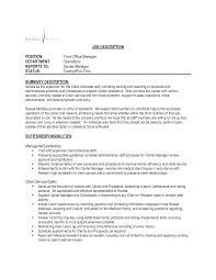 Business Office Manager Resume Free Resume Example And Writing