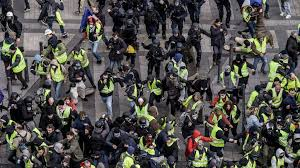 Image result for france yellow vest riots