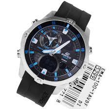 casio edifice digital analog marine mens watch ema 100 1av ema100 casio edifice digital analog marine mens watch ema 100 1av