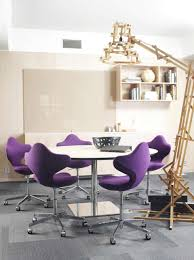 gorgeous small office meeting room. brilliant office small office meeting room interior design with purple active chair by varier in gorgeous c