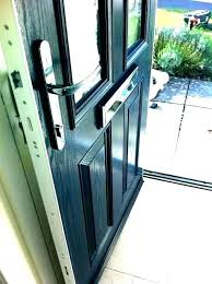 best weather stripping for front door roll up seal various commercial garage