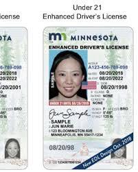 License Mn Design Revealed Drivers