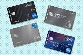Best Credit Cards For Hotel Rewards Marriott Hyatt Hilton