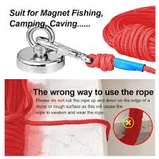 Green Magnet Fishing Light Review Bryubr Rock Climbing Rope Magnet Fishing Rope With Carabiner 6mm 8mmx20m 65ft Nylon Rope Safe And Durable All Purpose High Strength Braid Rope Fit