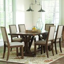 coaster bridgeport rustic table and chair set coaster fine furniture find this pin and more on dining room