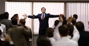 'it's a different tune that i'm humming or beating on my chest for each character'. Wolf Of Wall Street A Dubious Investment Of Your Time