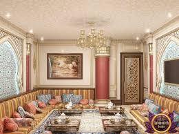 Arabic interior always looks elegant and welcoming, it creates warm, cozy  atmosphere in the home, restaurant or sauna in which you want to return to  gain ...
