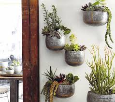 braza indooroutdoor wall planters