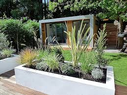 Trend Modern Garden Design Plants In Home Wallpaper With