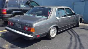 All BMW Models 1983 bmw 733i : BMW 733i E23 360 Degrees Walk Around the Car - YouTube
