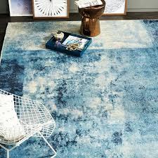 distressed wool rug distressed rococo wool rug distressed arabesque wool rug midnight distressed wool rug ivory