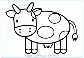 Small Picture Pages Iphone Coloring Cow Printable DR41 With Free Printable Cow