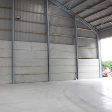 baywall concrete walling
