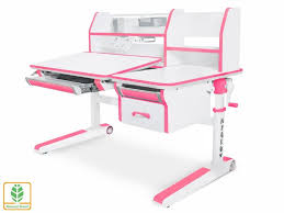<b>Детский стол Mealux Sherwood</b> розовый