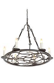 benedicte 6 light chandelier 820