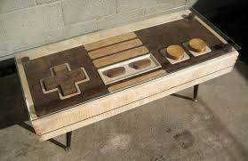 making a coffee table. Modren Making Coffee Table Is A Giant NES Controller Doesnu0027t Make Beating Megaman Any  Easier  PCWorld Intended Making A