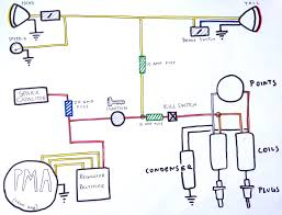 wiring diagram feedback yamaha xs650 forum