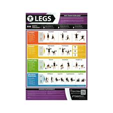 Posterfit Legs Chart