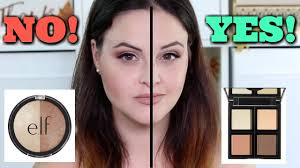 how to find your perfect contour shade contouring tips everyday people makeup tips