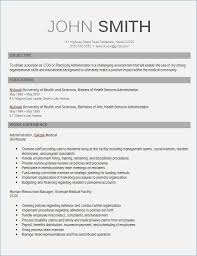 Contemporary Resume Format Sample – Globish.me
