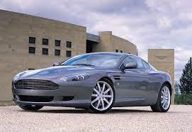 2007 Aston Martin Db9 Test Drive Review Cargurus