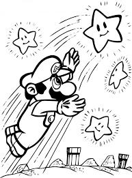 Kleurplaat Super Mario Odyssey Ausmalbilder Super Mario 20