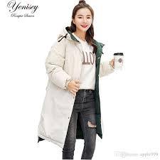 down parka women winter coat women s long solid 2018 new winter style slim cotton padded jacket winter jacket yy1812
