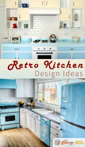 Small Picture 54 best Retro Kitchen Design Ideas images on Pinterest Retro